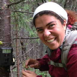 "Sarah Elmeligi, PHD Conservation Scientist and Author of ""What Bears Teach Us"""