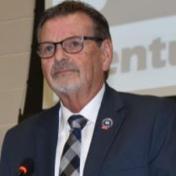 Mayor Troy Rudder
