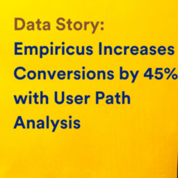Insights-led Engagement Empiricus Story