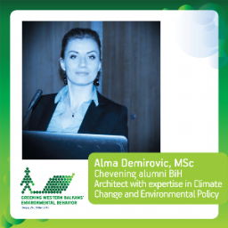 Alma Demirovic, MSc, Chevening Alumni Bosnia and Herzegovina