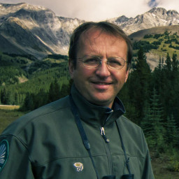 John Paczkowski, Park Ecologist, Alberta Parks