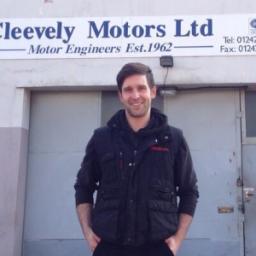 Matt Cleevely