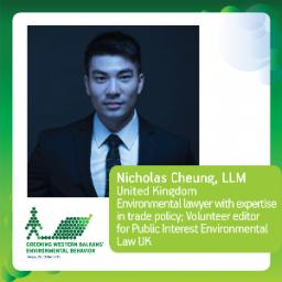 Nicholas Cheung, LL.M, United Kingdom
