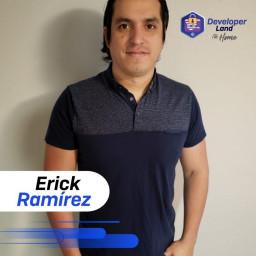 Erick Ramírez