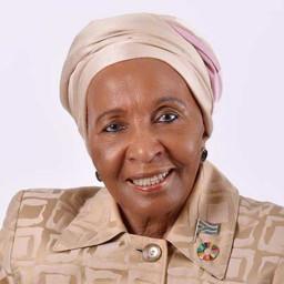 Zanele Mbeki