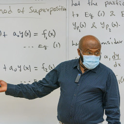 Prof. Daniel Erenso