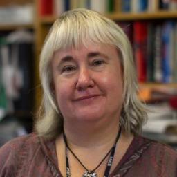 Professor Sarah Spurgeon OBE