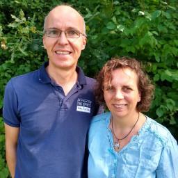 Edgar und Sandra Duee